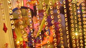 home decoration of ganesh festival home decoration of ganpati 2012 by nilesh sony u0026 chaitanya