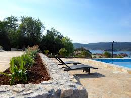 Outdoor Lounge Vis A Vis Apartments Villa Linne Vis Croatia Booking Com
