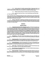 Simple Authorization Letter Act Behalf sublease agreement by blucora