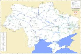 map ukraine enlarged map