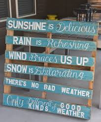 turquoise quote painted wood pallet pallet wall art interior or
