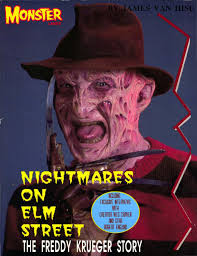 freddy krueger sweater spirit halloween nightmares on elm street the freddy krueger story by vinnie