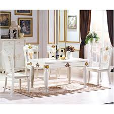 European Dining Room Furniture Dining Table Modern European Style Dining Table Room Furniture