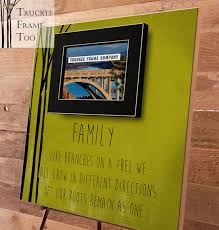 personalized frame ideas gifts for family family