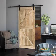 Truporte Closet Doors Truporte 36 In X 84 In 3423 Series Ready To Stain K Design