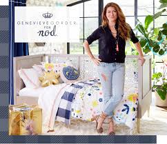 genevieve gorder for nod the land of nod