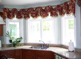 Ruffled Kitchen Curtains by Kitchen Curtains Bed Bath And Beyond Ellajanegoeppinger Com