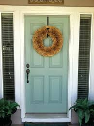 interesting choosing a paint color for your front door
