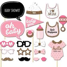Photo Booth Prop Aliexpress Com Buy 20pcs Lot New Born Baby Photo Booth Props