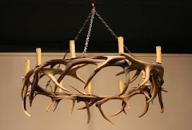 Antler Chandelier Net Linenandlavender Net Lighting New Antique One Of A Kind