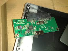 file circuit board from a usb 3 0 external 2 5 inch hdd enclosure
