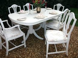 shabby chic dining set shabby chic chair great shabby chic dining table and chairs shabby