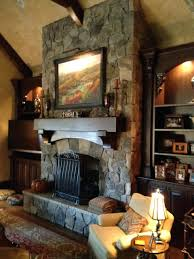 natural fireplace mantels stone cleaner gas interior veneer