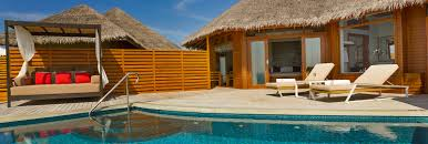 maldives pool villas stay at baros water pool villas