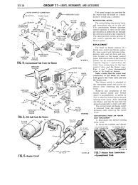 Old Ford Truck Brochures - 1961 ford and mercury truck 850 1100 series shop manual page 361