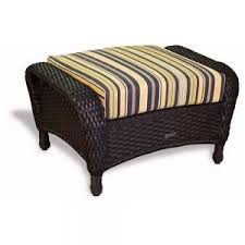 furniture stylish wicker ottoman for living room design u2014 jecoss com