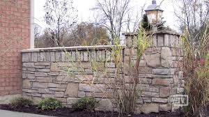Home Exterior Design With Stone Wall Decor Various Color And Shape Of Stone Veneer Panels For
