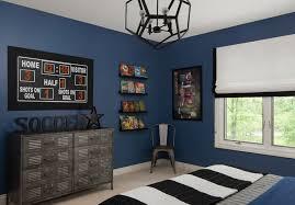 Room Decor For Boys Soccer Themed Bedroom U2014 Decor For Kids