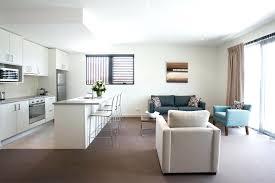 medium sized apartment block 1 bed bathapartment open floor plan
