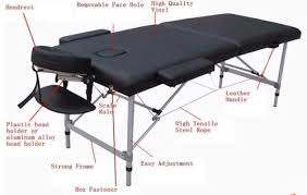 massage table with hole hijama massage bed at rs 12000 piece s massage bed id 8606644348