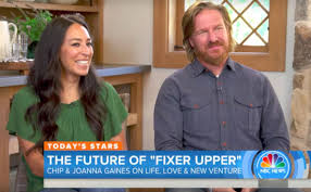 chip and joanna gaines on the today show talk love and future