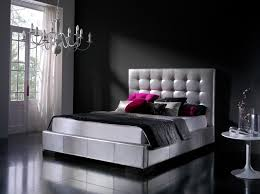 luxurious silver bedroom furniture for enhancing the house design