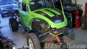 baja bug build description