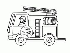 cement mixer coloring kids transportation coloring pages