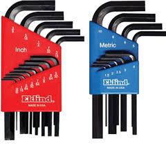 hex key set airgas e9010509 eklind 1 5mm 10mm black alloy steel short