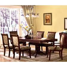 cherry dining room set furniture of america ravena oak 7 cherry dinette set free