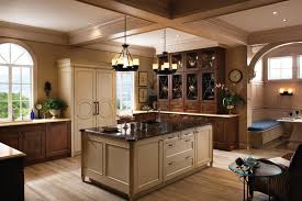 american kitchen ideas kitchen designs wood mode s new american classics design theme