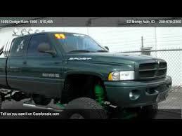 1999 dodge ram 1500 doors 1999 dodge ram 1500 for sale in burley id 83318