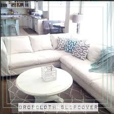 slipcover for sectional sofa with chaise slipcovers for sectional couches veneziacalcioa5 com