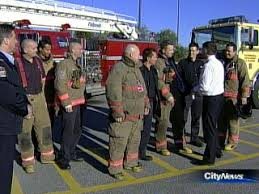 recruits rescue salvation army thanksgiving dinner citynews