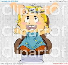 first haircut clip art clipart collection