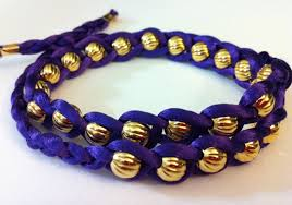 braided bracelet with beads images Let 39 s make braided jewelry tutorials the beading gem 39 s journal JPG