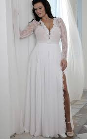 top 20 wedding dresses with slit