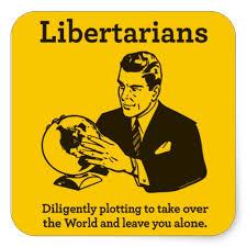 Libertarian Meme - the duality of a libertarian intrapersonal vs interpersonal