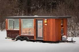 small homes on wheels elegant minimalist tiny house on wheels with