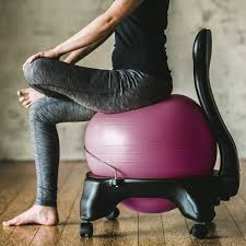 Swinging Ball Chair Yoga Ball Chair Do Yoga While Working You U0027re So Pretty