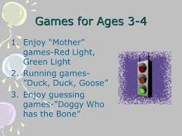 How To Play Red Light Green Light Classroom Notes On Game Purposes 1 To Release Energy 2 To Have Fun