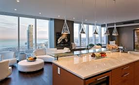 Kitchen Pendulum Lights 20 Shiny Glass Pendant Lights Giving Aesthetic Glow In The Kitchen