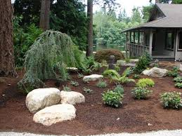 Front Yard Landscaping Ideas No Grass - love something like this for my front yard no grass green