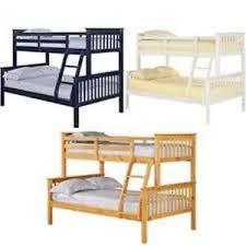 Triple Trio Childrens Kids Bunk Bed Ft Double  Ft Single - Triple trio bunk bed
