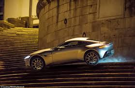 Aston Martin Db10 James Bond S Car From Spectre James Bond U0027s Spectre Aston Martin Db10 Goes On Sale For 2 4