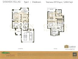 arabian ranches samara floor plans