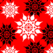 christmas patterns for photoshop and elements and psp xmas tiles