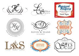 aj diy wedding wedding logo