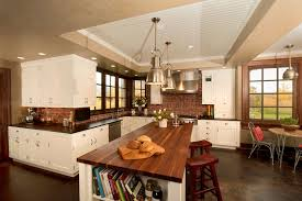 brick backsplash in kitchen eye catching kitchen modern brick backsplash ideas of find
