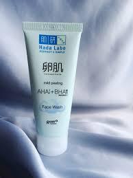 Sabun Hada Labo review hada labo tamagohada wash